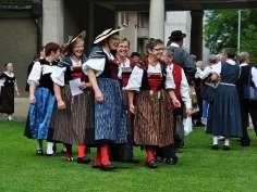 Schweizerisches Volkstanzfest in Chur, 15./16.6.2013